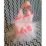 ТуТу чантичка в нежно розово