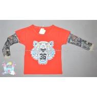 Блуза с татуировки -Tiger