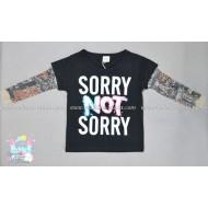 Блуза с татуировки - Sorry not sorry
