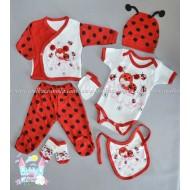 Бебешки комплект от 7 части - Калинка