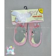 Чорапки с подметка - Зайче